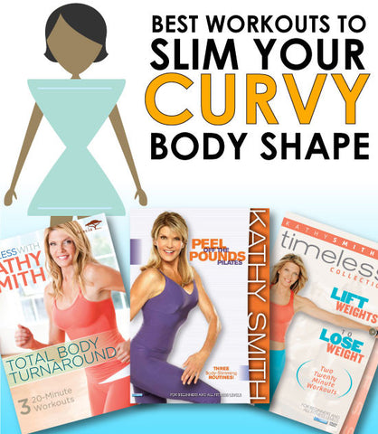 Best Workouts To Slim Your Curvy Body Shape