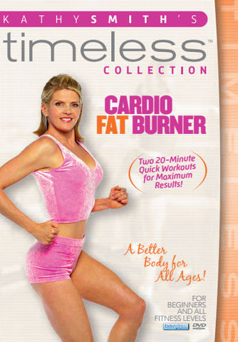 Timesaver: Cardio Fat Burner DVD