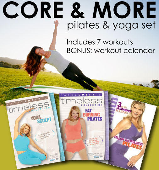 Core and More Yoga/Pilates Kit
