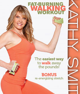 Fat Burning Walking DVD