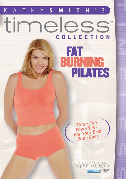 Fat Burning Pilates DVD (With BONUS Fat Burning Breakthrough Step Workout)