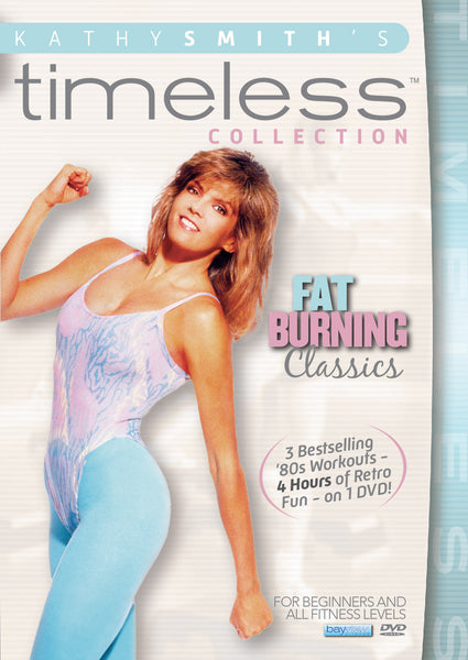 Fat Burning Classics (3 DVDs In 1)