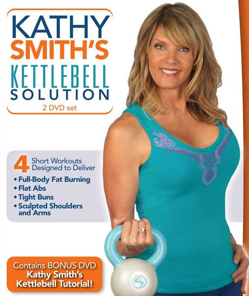 Fat Burning Kettlebell Exercises: Kettlebell Solution DVD