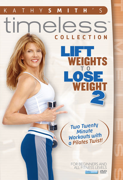 Lift Weights to Lose Weight 2 DVD