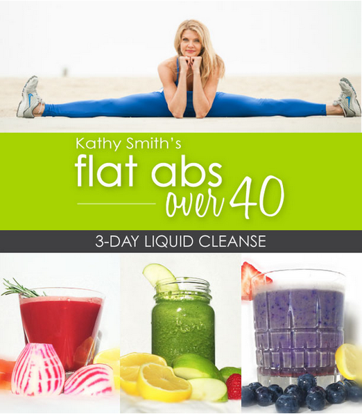 Flat Abs Over 40 E-Book