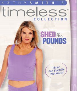 Shed The Pounds 3 DVDs In 1