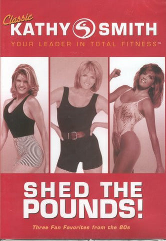 Kathy Smith's Shed the Pounds DVD