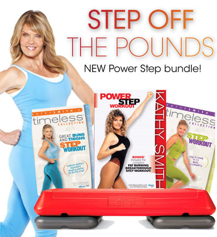 Step Off The Pounds Power Step Bundle