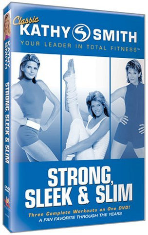 Timeless Collection: Strong, Sleek & Slim DVD