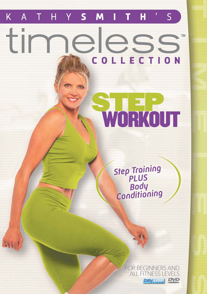 Timeless: Step Workout DVD