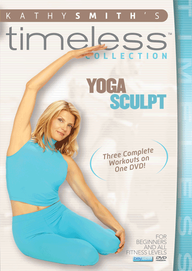 Yoga Sculpt (3 DVDs In 1)