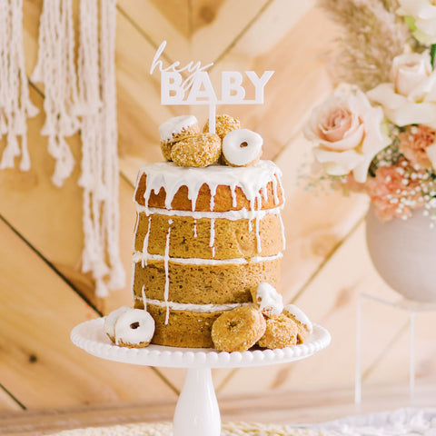 Baby Shower Signs & Decor