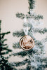Darling Round Custom Christmas Ornament '19, Acrylic or Wood