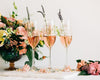 Custom Bridal Party Champagne Flute