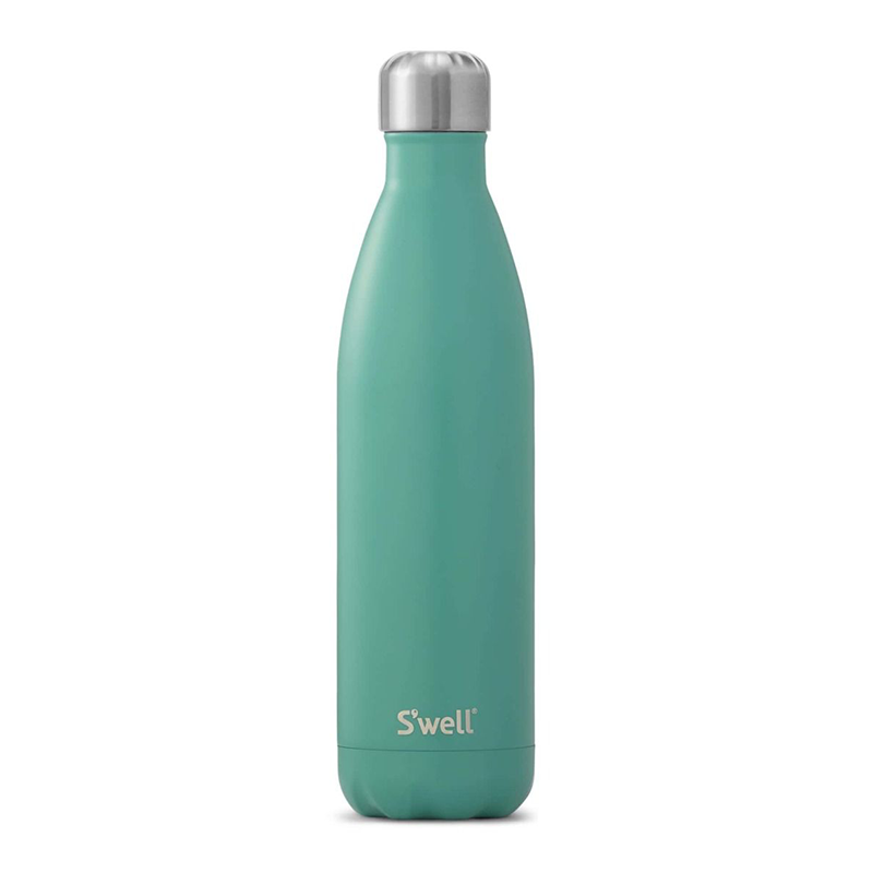 S'well Water Bottle, Eucalyptus