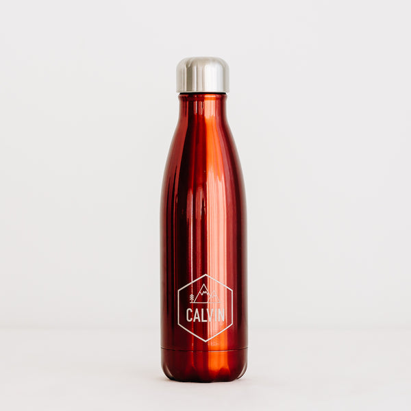 S'well Water Bottle, Rowboat Red