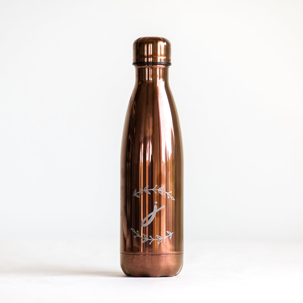 S'well Water Bottle, Rose Gold
