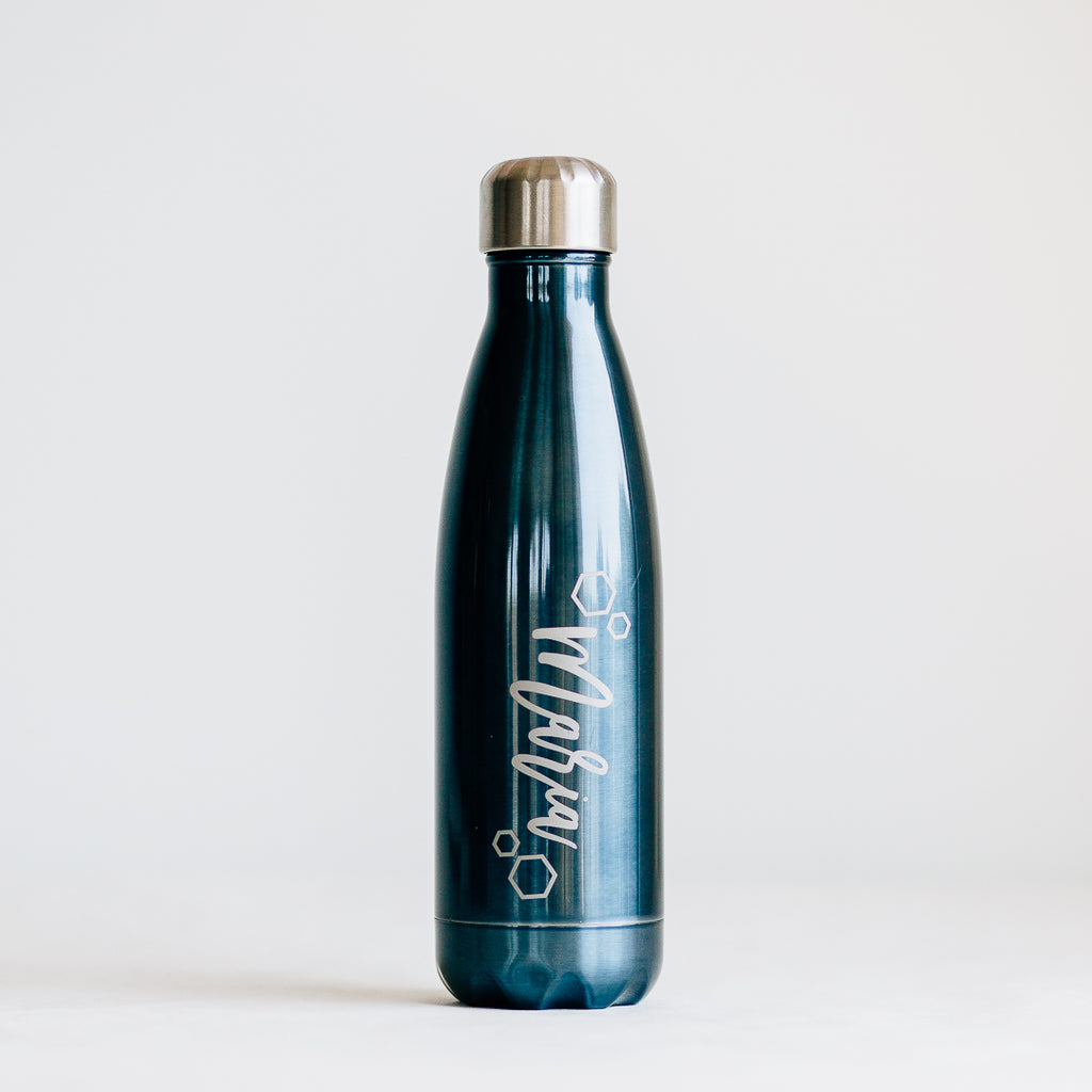 S'well Water Bottle, Blue Suede
