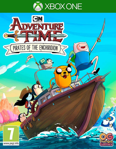 Adventure Time Pirates of The Enchiridion Xbox One, XBOX ONE, DVDMEGASTORE, DVDMEGASTORE