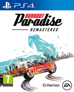 Burnout Paradise Remastered PS4, PS4, DVDMEGASTORE, DVDMEGASTORE