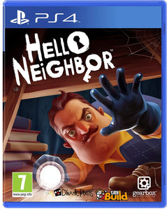Hello Neighbor PS4, PS4, DVDMEGASTORE, DVDMEGASTORE