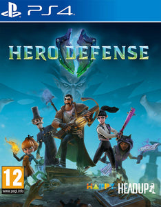 Hero Defense PS4, PS4, DVDMEGASTORE, DVDMEGASTORE