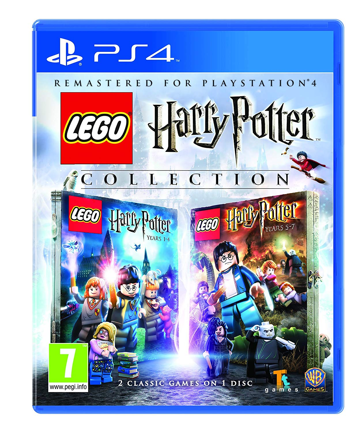 Lego Harry Potter Collection PS4, PS4, DVDMEGASTORE, DVDMEGASTORE