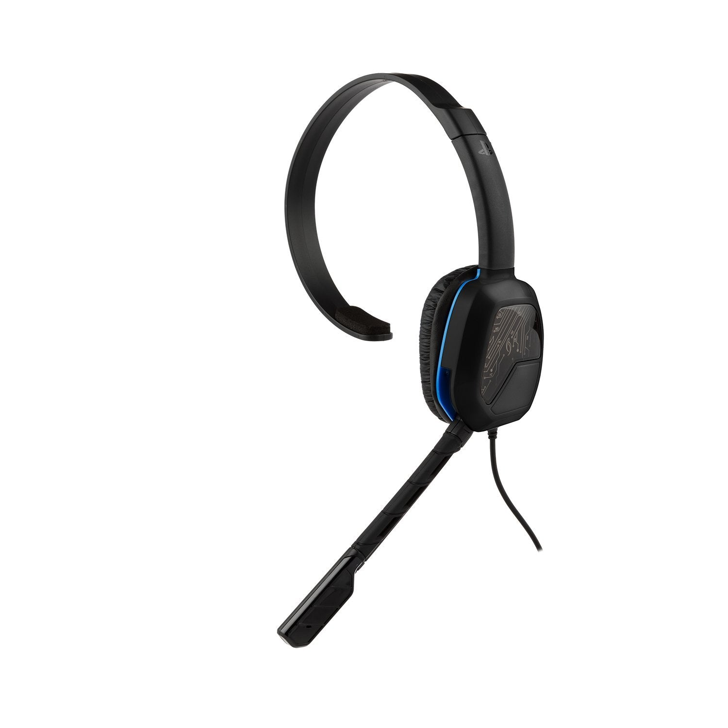 PDP Sony Afterglow LVL 1 Chat Headset 051-031, Black
