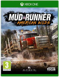 Spintires: MudRunner - American Wilds Edition XBOX ONE