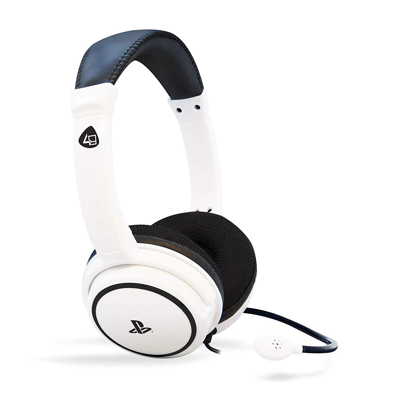 PRO4 40 WHITE STEREO HEADSET PS4
