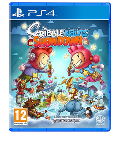 Scribblenauts Showdown PS4, PS4, DVDMEGASTORE, DVDMEGASTORE