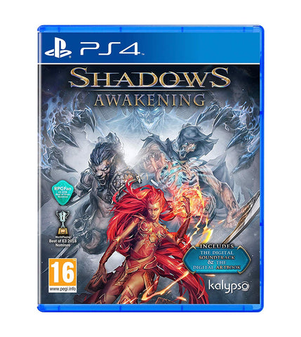 Shadows Awakening PS4
