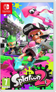Splatoon 2 Nintendo Switch, Nintendo Switch, DVDMEGASTORE, DVDMEGASTORE