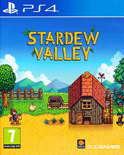 STARDEW VALLEY PS4