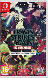 Travis Strikes Again: No More Heroes Nintendo Switch, Nintendo Switch, DVDMEGASTORE, DVDMEGASTORE