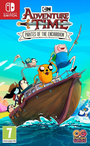 Adventure Time Pirates of the Enchiridion Nintendo Switch, Nintendo Switch, DVDMEGASTORE, DVDMEGASTORE