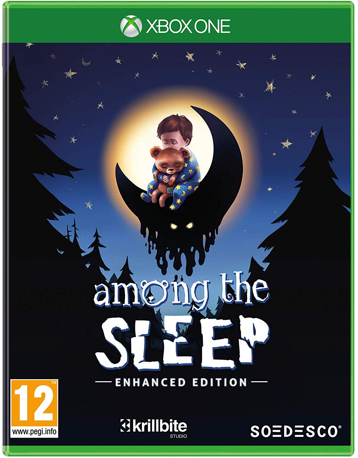 Among The Sleep: Enhanced Edition Xbox One, XBOX ONE, DVDMEGASTORE, DVDMEGASTORE