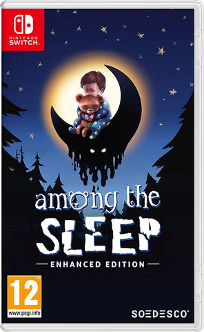 Among The Sleep: Enhanced Edition Nintendo Switch, Nintendo Switch, DVDMEGASTORE, DVDMEGASTORE