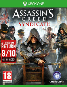 Assassin's Creed Syndicate Xbox One, XBOX ONE, DVDMEGASTORE, DVDMEGASTORE