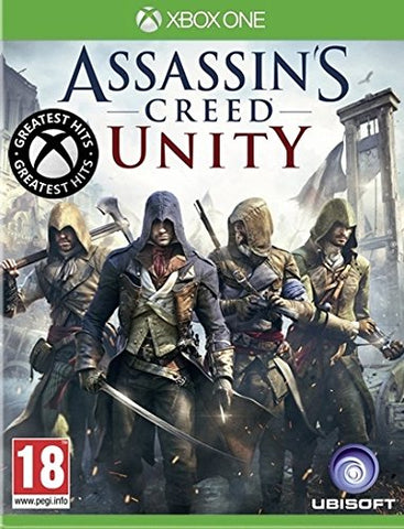 Assassins Creed Unity Greatest Hits Xbox One, XBOX ONE, DVDMEGASTORE, DVDMEGASTORE