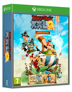 Asterix and Obelix XXL2 Limited Edition XBOX ONE, XBOX ONE, DVDMEGASTORE, DVDMEGASTORE