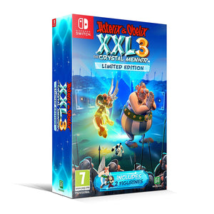 Asterix & Obelix XXL 3: The Crystal Menhir - Nintendo Switch (Nintendo Switch)