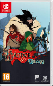 The Banner Saga Trilogy Nintendo Switch