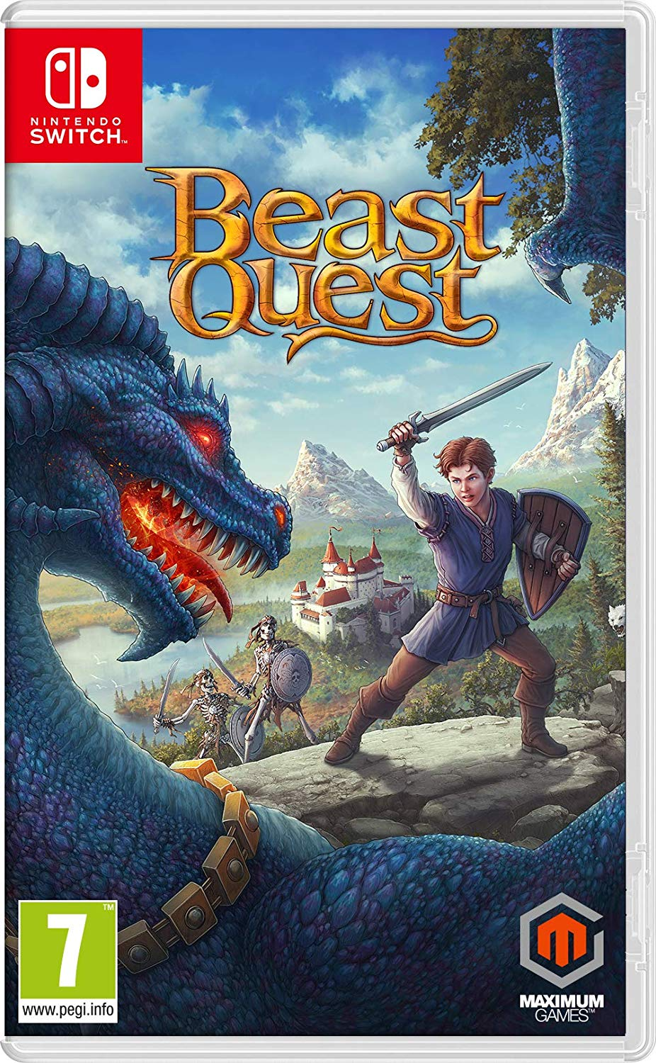 Beast Quest - Nintendo Switch