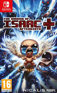 The Binding of Isaac Afterbirth  Nintendo Switch, Nintendo Switch, DVDMEGASTORE, DVDMEGASTORE
