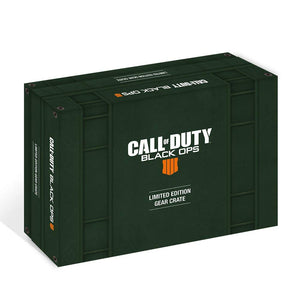 Big Box Black Ops IV Big Box Gear Crate, Merchandise, DVDMEGASTORE, DVDMEGASTORE