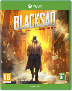 Blacksad: Under the Skin - Limited Edition Xbox One, XBOX ONE, DVDMEGASTORE, DVDMEGASTORE