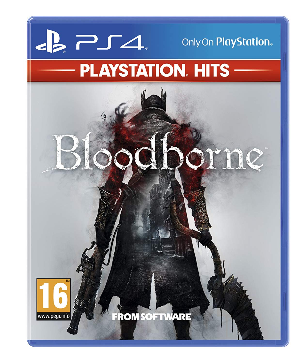 Bloodborne - PlayStation Hits PS4, PS4, DVDMEGASTORE, DVDMEGASTORE