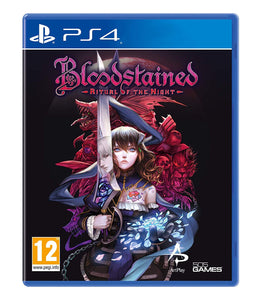 Bloodstained: Ritual of the Night PS4, PS4, DVDMEGASTORE, DVDMEGASTORE
