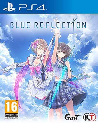 Blue Reflection PS4, PS4, DVDMEGASTORE, DVDMEGASTORE